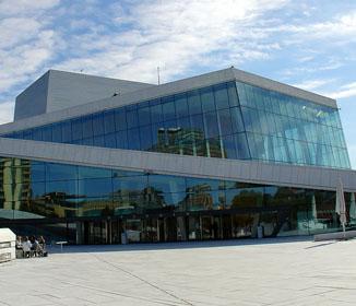 Olso Opera House Layout